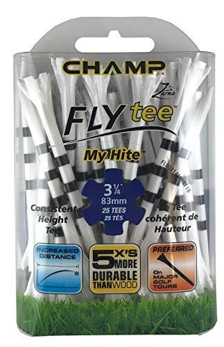 Tees de Golf Personalizados Marca Champ