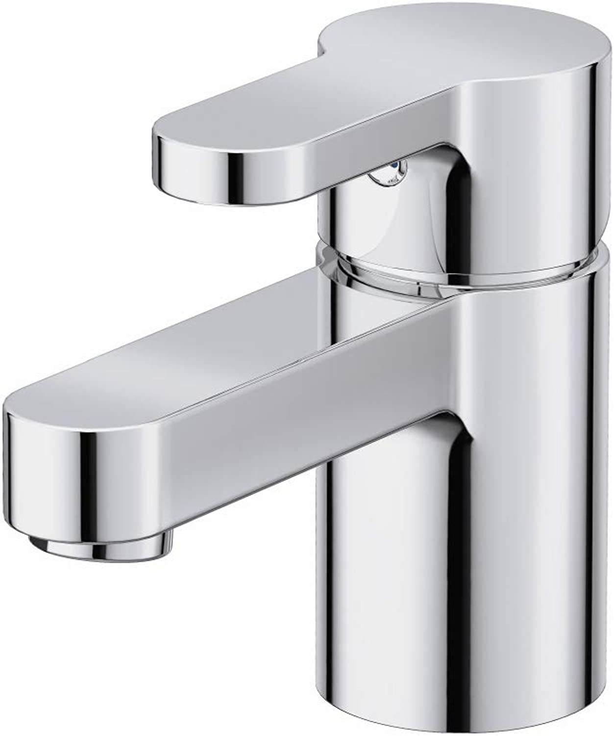 ENSEN Wash-Basin Mixer tap with Strainer Chrome-Plated