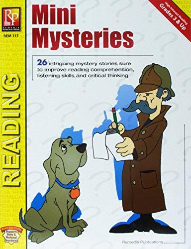Les Remèdes à Publications Rem117Mysteries, 1cm Hauteur, 22,6cm de large, 28,4cm de long, Mini