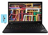 Lenovo ThinkPad T590 Home and Business Laptop (Intel i7-8565U 4-Core, 16GB RAM, 512GB m.2 SATA SSD, Intel UHD 620, 15.6' Full HD (1920x1080), Fingerprint, Wifi, Bluetooth, Webcam, Win 10 Pro) with Hub