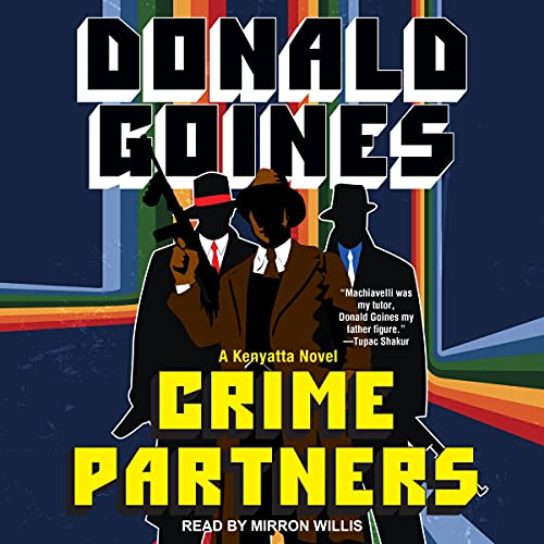Crime Partners Audiobook By Donald Goines cover art