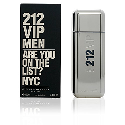 212 VIP MEN EAU DE TOILETTE vapo 100 ml ORIGINAL