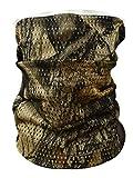 QMFIVE Taktischer Tarnungs-Schal Uni Mehrzweckmilitärstirnband-Art-Kopf-Verpackungs-Gesichts-Ineinander