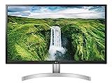LG 27UL500 Monitor 27' UltraHD 4K LED IPS HDR 10, 3840x2160, 1 Miliardo di...