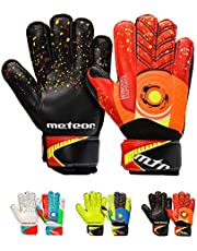 meteor Voetbal keeperhandschoenen - Soccer Football Handschoenen voor kinderen jongens - DEFENCE