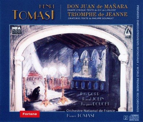 Don Juan de Mañara / Triomphe de Jeanne