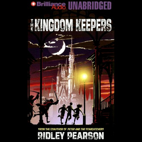 The Kingdom Keepers cover art