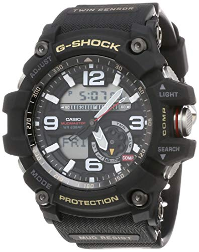 Casio Uomo Casio G-SHOCK MUDMASTER Guarda GG-1000-1A