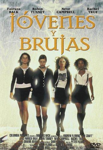 Jovenes Y Brujas [DVD]