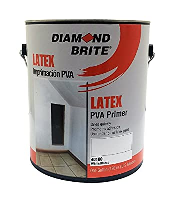 Diamond Brite Paint 5-Gallon Interior/Exterior Latex PVA Primer Sealer