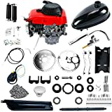 YaeTool 49cc Powerful Pull Start 4-Stroke Cycle Motor Kit 4 Stroke Bicycle Engine