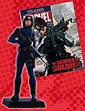 Eaglemoss Marvel Figurine Collection Nº 85 Winter Soldier
