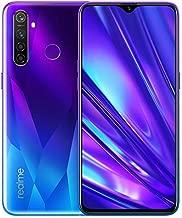 Realme 5 Pro Smartphone, 128GB, 4GB - Sparkling Blue [Amazon Exclusive]