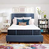 Stearns & Foster Estate, 14-Inch Luxury Cushion Firm Tight Top Mattress and 5-Inch Foundation, King, Hand Built in the USA
