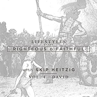 David audiobook cover art
