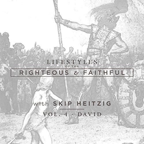 David audiobook cover art