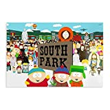 South Park 1 Leinwand-Poster, Wandkunst, Deko, Bild,