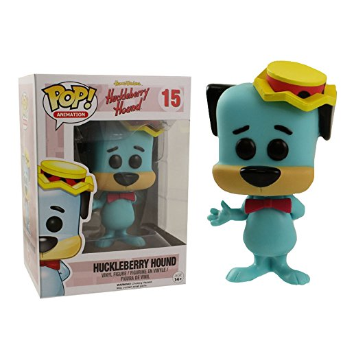 Funko - POP Hanna Barbera - Huckleberry Hound