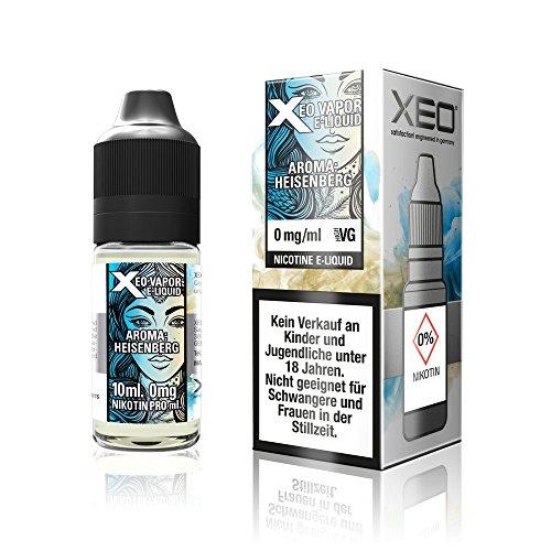XEO E-Liquid - Aroma: Heisenberg, nikotinfrei
