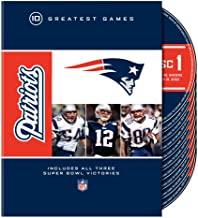 NFL GREATEST GAMES SERIES:NEW ENGLAND