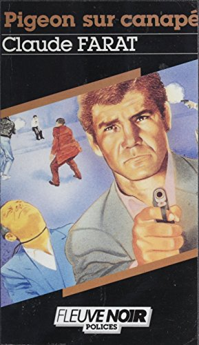 Spécial-police : Pigeon sur canapé (French Edition)