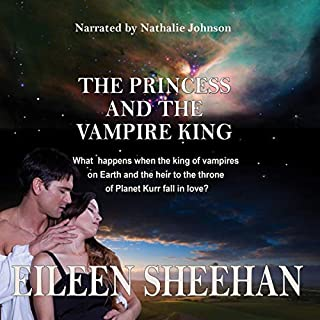 The Princess and the Vampire King cover art
