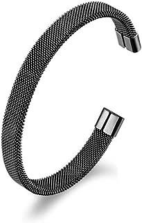 black jewelry bracelet