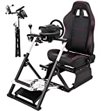 VEVOR G920 Racing Steering Wheel Stand Pro Shifter...