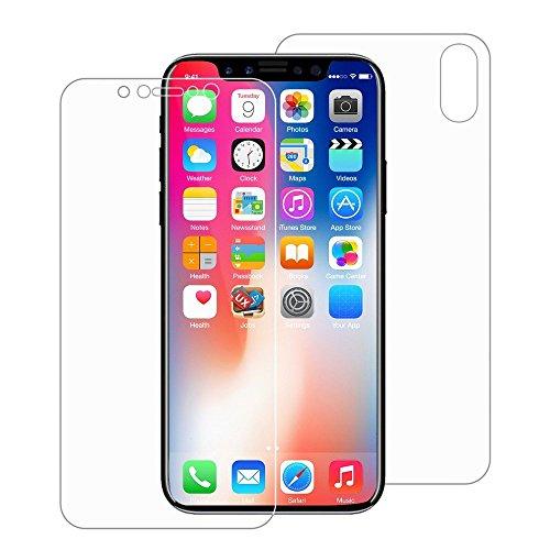 Kit Película Gel Frente + Traseira para Apple iPhone XS Max