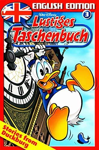 Lustiges Taschenbuch - Stories From Duckburg 3 (English Edition)