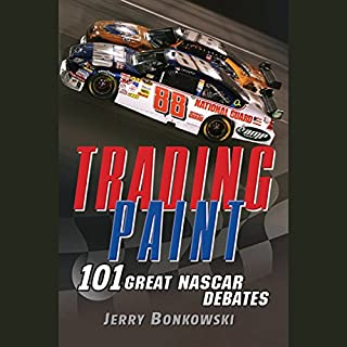 Trading Paint audiobook cover art
