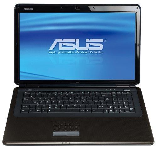Asus X70IO-TY082V 43,9 cm (17,3 Zoll) Laptop (Intel Core 2 Duo T6600 2,2GHz, 4GB RAM, 320GB HDD, GT120M, DVD, Win 7 HP)