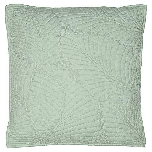 GreenGate QUICUS50WMGG3902 Maggie Kissen Pale Green 50 x 50 cm (1 Stück)