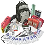 Emergency Zone Stealth Tactical 2 Person Bug-Out Bag |3 Day Go-Bag with Waterproof Covering & 2...