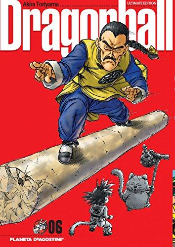 Dragon Ball nº 06/34 (Manga Shonen)