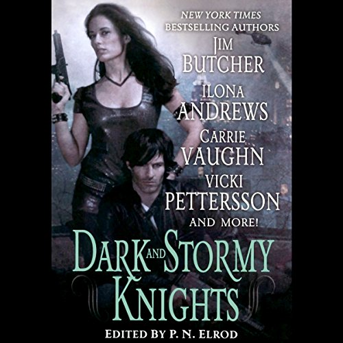 Dark and Stormy Knights cover art