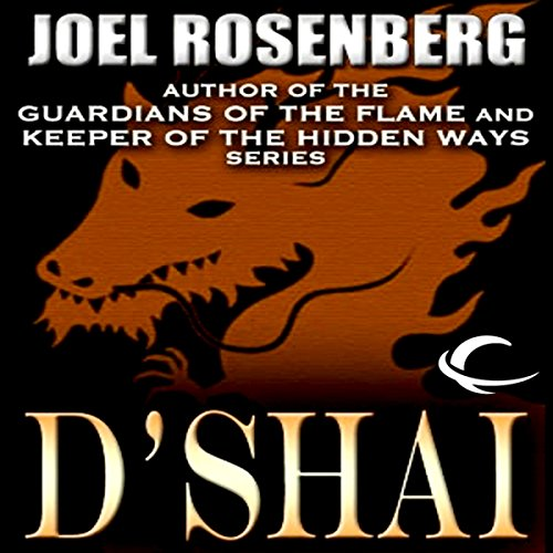D'Shai audiobook cover art