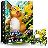 ZoneYan Álbum de Pokemon Album Pokemon, Album de Cartas Pokemon , Album de...