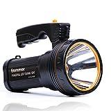 Eornmor充電式LEDライト 5000ルーメンLED 高輝度 懐中電灯 T6灯搭載 広範囲を照らす フラッシュライト
