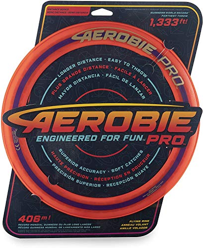 Aerobie Pro Flying Ring 13 inch,Red, Model A13