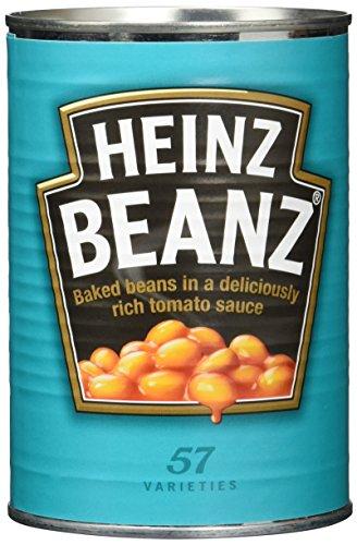 Heinz Baked Beans, Dose, 6er Pack (6 x 415 g)