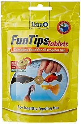 Tetra FunTips Fish Food 75 Tablets