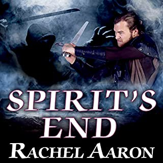 Spirit's End     Eli Monpress, Book 5              Written by:                                                                                                                                 Rachel Aaron                               Narrated by:                                                                                                                                 Luke Daniels                      Length: 18 hrs and 52 mins     Not rated yet     Overall 0.0