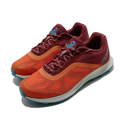 Merrell MTL SKYFIRE GTX, Zapatillas de Trail Running Mujer, Brick, 40 EU