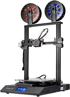 WOL 3D CR-X PRO 3D Printer, 2-Color 3D Printing By