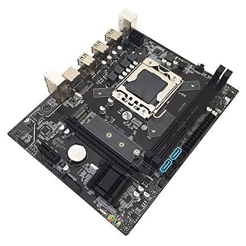 Fancyland X79 LGA 1356, stabiel moederbord voor CPU van RECC DDR3 voor Intel, 21,6 x 17 cm