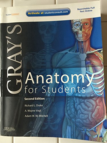 Gray's Anatomy for Students 2e