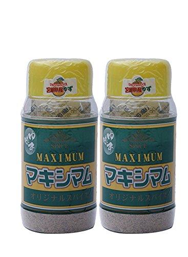 中村食肉 マキシマム 140g (ゆず味 120g×2)