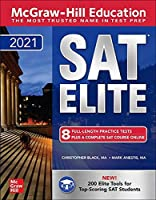 McGraw-Hill Education SAT 2021