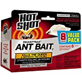 Hot Shot 8 Count Value Pack MaxAttrax Ant Bait